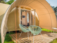 glamping coco sweet bospark bilthoven